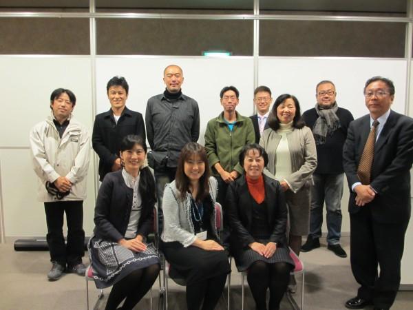 熊本セミナーの集合写真