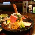 大分佐伯「〇海(まるかい)」片道4時間かけてもまた行きたくなる絶品・幸せ海鮮丼!