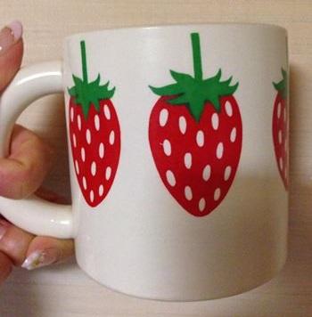 r内藤ルネのマグカップ
